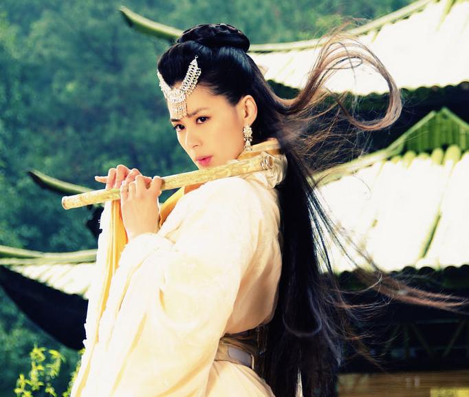 古装神话穿越题材电视连续剧推荐之《女娲传说之灵珠》