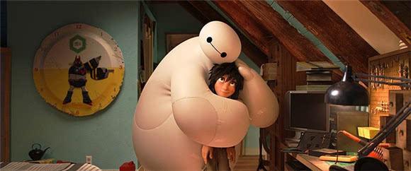 日本评选2015年度最感动电影TOP10《超能陆战队》.jpg